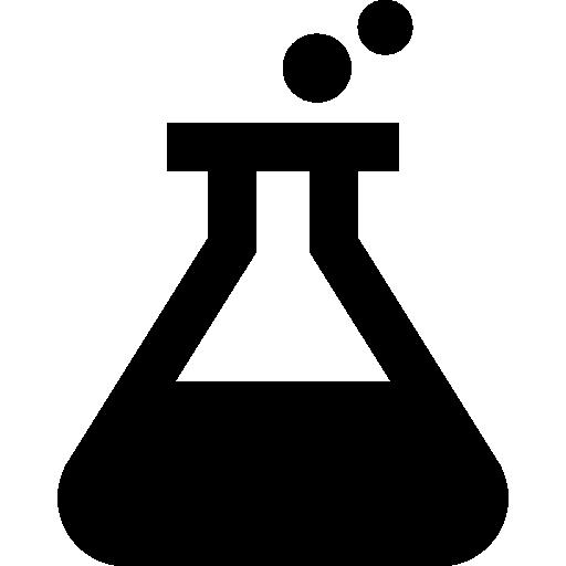 Acid Flask Icon